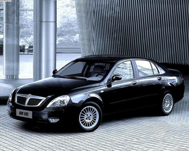 Brilliance BS6, ami az első sikeres kínai autó lehetett volna Európában. Ha nem mállik szét a falon