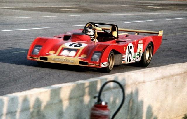 Ferrari 312 PB 1973