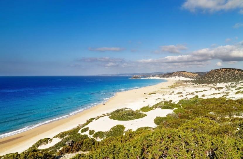 Karpaz Golden Beach, Ciprus