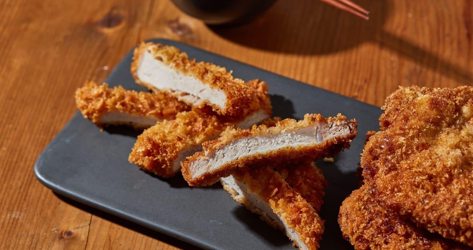Tonkatsu rántott csirke